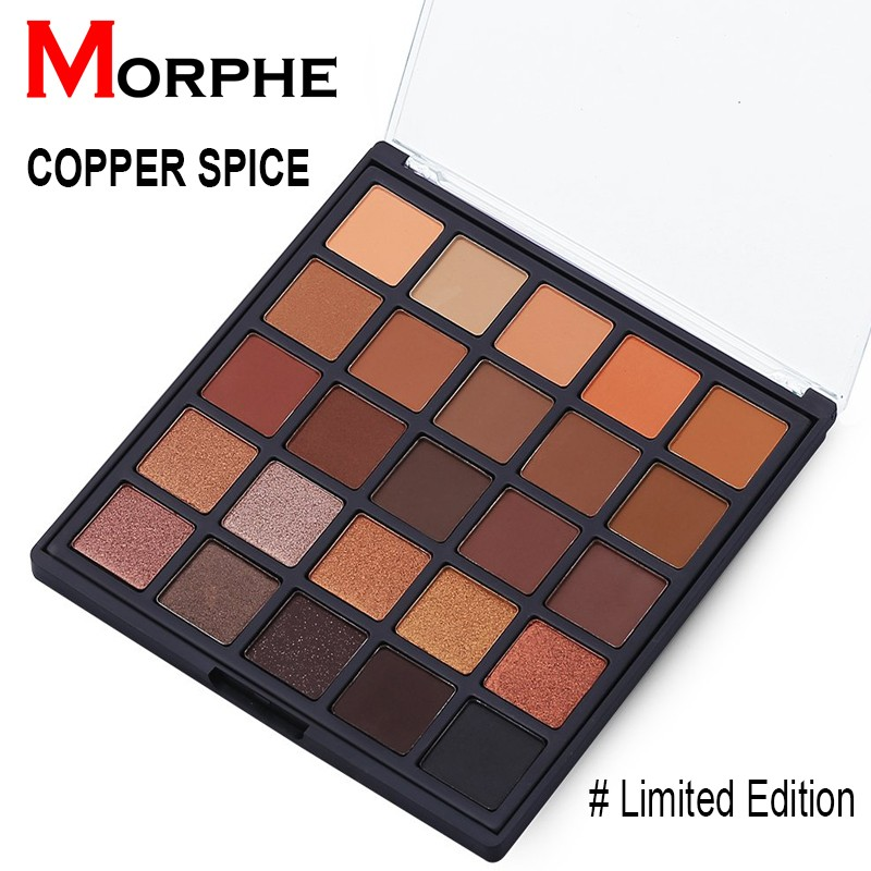 MORPHE 25A COPPER SPICE Eyeshadow Palette (Limited Edition