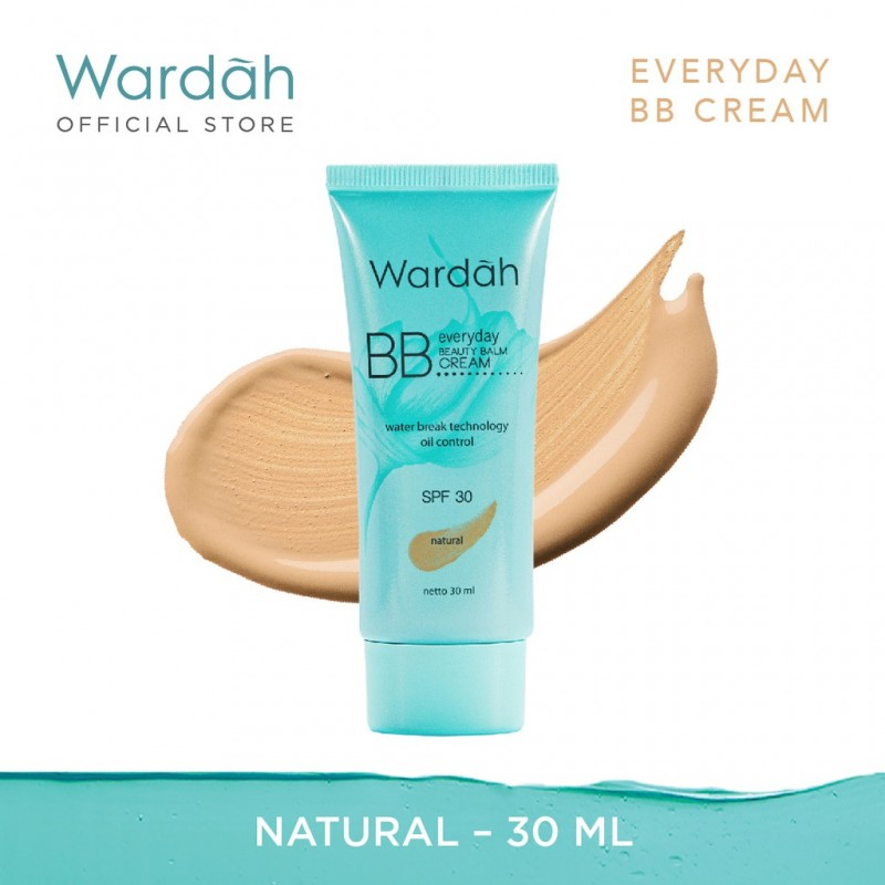 WARDAH Everyday BB Cream - #1 Situs Skin Care & Make Up ...