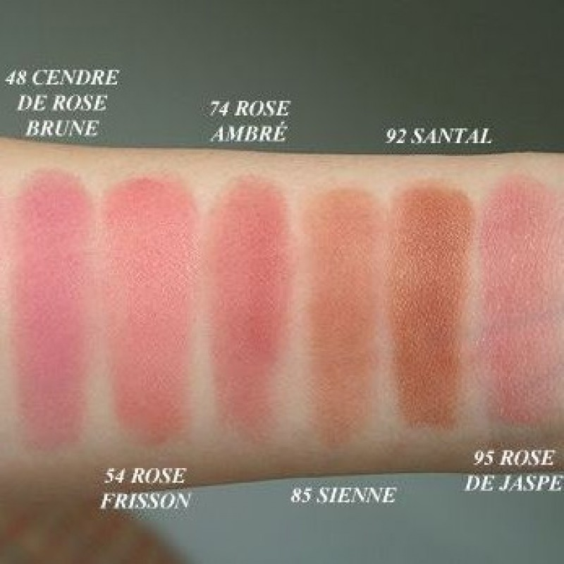 Bourjois Paris Little Round Pot Blusher Beauty In One