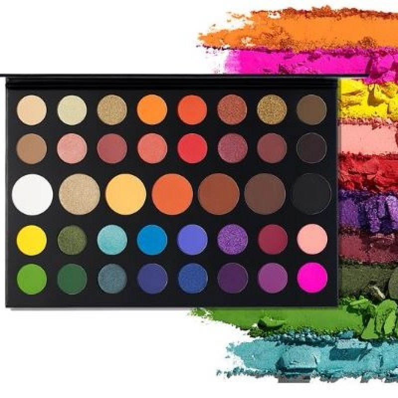 MORPHE THE JAMES CHARLES PALETTE - Beauty In One Click